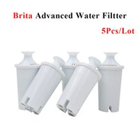 Wholesale 2016 Newest Brita Activated Carbon Water Filter for Household Element Replacement Filters for Brita Pitcher Pitchers Packs