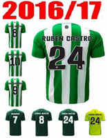 Wholesale real betis New home and away real betis jersey real betis shirt real betis football shirt