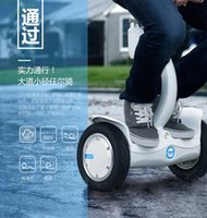 Wholesale Airwheel S8 Two wheeled electric car balance intelligent adults standing and sitting dual purpose scooter