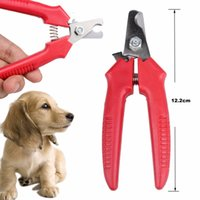 Wholesale new Pet Dog Cat Nail Toe Care Nail Grooming Trimmer Clipper Nailclippers Clippers Scissors pet