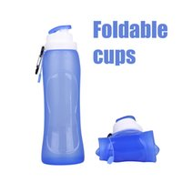 Wholesale 18OZ mL Sports Outdoors Water Bottles BPA Free Leak and Spill Proof