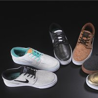 Wholesale 2016 Supreme x Nike SB Tennis Classic Running Shoes womens and mens Sports Shoes color women s men s run sneakers size eur