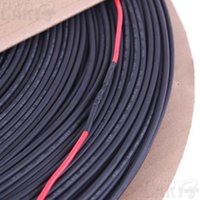 Wholesale 10m Car heat shrink tube overinsulation car shrink tube auto electrical wire casing refires line insulation tube