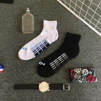 antimicrobial socks - 500PCS Men Cotton Towel Sweat Warm Casual Short Socks Breathable Cycling Sport Ankle Sock Antimicrobial Hot LJJJ58