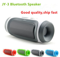 Wholesale JY Bluetooth Mini Speaker Portable Wireless Bluetooth Speaker Perfect Sound Subwoofer Speaker DHL JY3