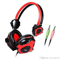 bass heads - 2016 good quality stereo bass headphones YO music headphones head set with microphone for PC computer gamer Skype Y EM