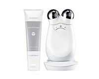 Wholesale New Nu face mini Face care facial toning device beauty face massager electric roller Multi Functional Beauty Equipment
