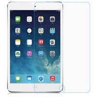 Wholesale For iPad mini H Tempered Glass Protector Shield Film mm Screen With Retail Packaging for iPad Mini
