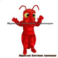 ants pictures - Fire Ant Mascot Costumes Cartoon Character Adult Sz Real Picture