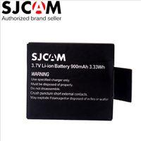 Wholesale SJCAM Brand Battery Additional Battery Spare Battery For SJ4000 WiFi SJ5000 WiFi Plus M10 SJ5000x SJCAM Action Camera