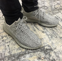 Cheap Wholesale 2016 Authentic Quality Yeezy Boost 350 Yeezy Women Men Shoes Sneakers Yeezy 350 Online Fashion Trainers Shoes For Sale (With Box)