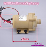Wholesale Brand new DC brusheless centrifugal pump WDB A V m water proof large power pump
