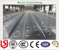 Wholesale Hot DIP Galvanized Steel Metal Scaffolding Plank with Patent