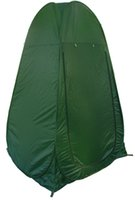 beach changing tent - Green Portable Pop Up Tent Camping Beach Toilet Shower Changing Room Outdoor Bag