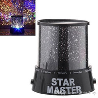 projector lamp - Starry star master led night light projector LED light for home sky master led lamp colors children gift For Christmas Atmosphere Light