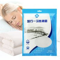 Wholesale Travel travel travel essential disposable disposable quilt quilt pillow aseptic package thick sheets