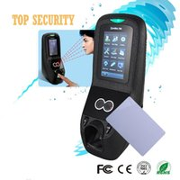 Wholesale Multibio700 biometric face and fingerprint access control door control system linux system with MF card reader with TCP IP