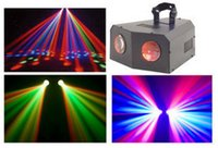 active moonflower - Hot sell amazing led effect lights two eyes moonflower laser projector dance wedding show stage lighting effect