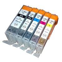 Wholesale PGI450 for Canon IP7240 MG5440 MG5540 MG6440 MG6640 MG5640 MX924 MX724 IX6840 refillable ink cartridge with ARC chip PGI
