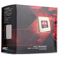 Wholesale AMD FX Series FX eight core AM3 CPU Interface boxed processor