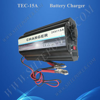 Cheap No 230v ac to dc battery charger Best 1 year  24v 15a battery smart charger
