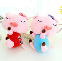 stuffed animal pillows - cm Cartoon Sleeping Pigs Special Cute Soft Anime Pig Cuddly Sleep Plush Animal Doll Hold Pillow Stuffed Toy Birthday Gift