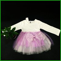 big leopard print - much in stock Elegant Girl Dress Girls Summer Fashion Pink Lace Big Bow Party Tulle Flower Princess Wedding Dresses Baby Girl dress