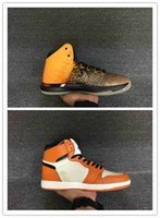 basketball backboard sizes - 2016 New Discount air retro XXXI Shattered Backboard OG HIGH orange Yellow men basketball shoes sports sneakers size