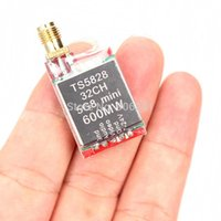 Wholesale Boscam TS5828 Mini g G mW CH Wireless AV Transmitter for DJI Gopro FPV