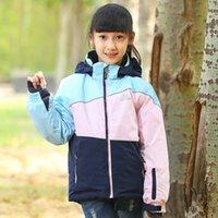 Wholesale Girl Snow Jacket Children s Snowboard Jackets Winter Jacket For Girls Breathable Waterproof Boy Ski Outdoor Mountain Warm Wear
