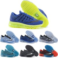 air cycling - Cheap Running Shoes Men Sneakers High Quality Original Discount Air Walking Blue Green Men s Sports Shoes Size