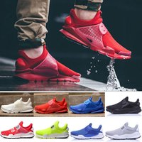 arts walk - 2016 Running Shoes Sock Dart SP Fragment Men Women High Quality Authentic Sneakers Cheap Walking Online Sports Shoes Size