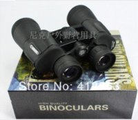 Wholesale Hd wide angle Central Zoom Portable LLL Night Vision Binoculars Telescope Style No C X50 Telescope amp Binoculars