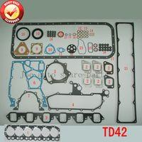 Wholesale TB42 Engine Full gasket set kit for Nissan Patrol GQ Y60 L VB285 VB285