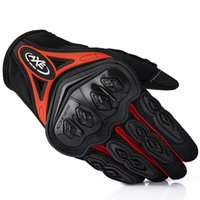 Wholesale 1604 New arrival brand Motorcycle gloves retro Moto racing gloves Men s Motocross full finger gloves Cycling glove M L XL