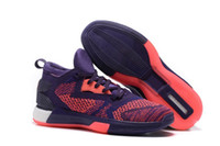 basketball oakland - D Lillard ASG All Star Mens Basketball Shoes Sneakers new Oakland PDX Carpet Cheap Retro Trainers Mens Sports Boots red blue40