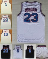 Wholesale Space Jam Bugs Bunny Bill Murray TAZ Lola Bunny Tune Squad good Jersey Tune Squad Jersey