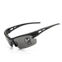 Wholesale New Upgrade Cycling Sunglasses UV400 Bicycle MTB Bike Sports Eyewear Fashion Sunglasses Men Women Riding Fishing Glasses Colors
