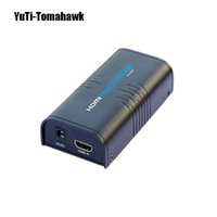 Wholesale LKV373 Wireless hdmi Ethernet Network Networking only transmitter Extender M over Cat5e CAT6 cable DropShipping