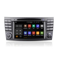 Wholesale Android Car DVD Radio Player GPS Sat Navi for Mercedes Benz E Class W211 With Wifi G Bluetooth EX TV CanBus