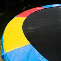 Wholesale Safety Pad Spring Round Frame Pad Cover FT TrampolineMulti Color