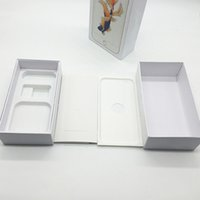 iphone4s mobile phone - iphone4s c e Box White Black Mobile phone Packaging US Volume Packaging US For Iphone plus empty box no accessories