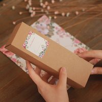 Wholesale Latest Wedding Invitation Card For Romantic Weddings With Printed Flowers Personalized Wedding Invitation Folding For Party Favors