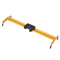 Wholesale Andoer cm Video Track Slider Dolly Track Rail Stabilizer Aluminum Alloy for Canon Nikon Sony Cameras Camcorders D3867