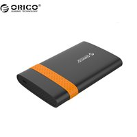 Wholesale ORICO C3 Type C inch Mobile Hard Disk Box USB3 Notebook Free Tools HDD Enclosure for SSD
