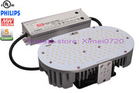 Wholesale 5 years warranty UL DLC listed led outdoor lighting W Led retrofit kit K With MeanWell replace wallpack shoebox For USA Canada market