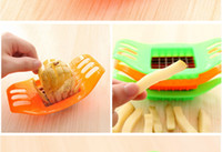 bar cutting machine - Potato Chips Strip cutter Practical Kitchen Tool Accessories For Potato Chips Strip Cooking Tool Potato Bar Cutting Machine