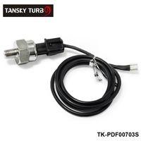 Precio de Pressure sensor-Reemplazo Tansky JDM DF Enlace Racer Avance de presión de combustible de aceite Sensor TK-PDF00703S