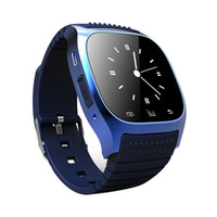 anti dialer - Hot sale M26 smart watch wearable device digital watch bluetooth call dialer play music anti lost stopwatch support Android smart phone