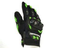 achat en gros de cuir xxl gants de course de moto-Eté Hiver Plein Gants Finger moto GANTS LUVAS moto gants en cuir motocross guantes moto moto de course
